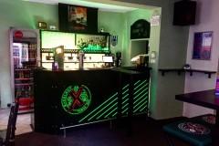 Za jakéhokoliv počasí je Vám k dispozici náš bar